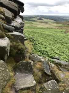 Hathersage via Stanage Edge and Higger Tor (12 miles) 5