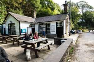 Grindleford Station Café 1
