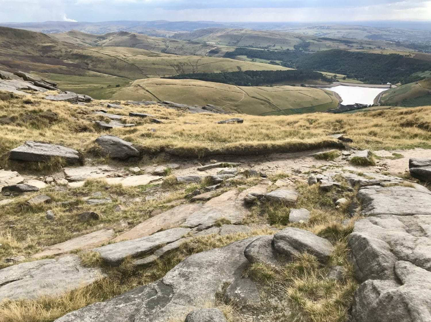 View from Kinder